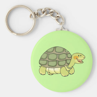 Cute tortoise key ring