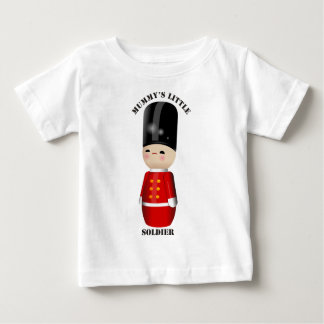 Cute Toy Soldier Baby T-Shirt