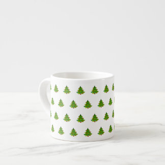 Cute Tree Espresso Cup