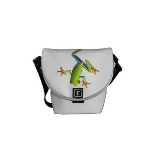 Cute Tree Frog Commuter Bag