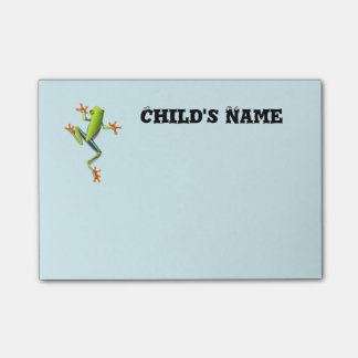 Cute Tree Frog Post-it® Notes