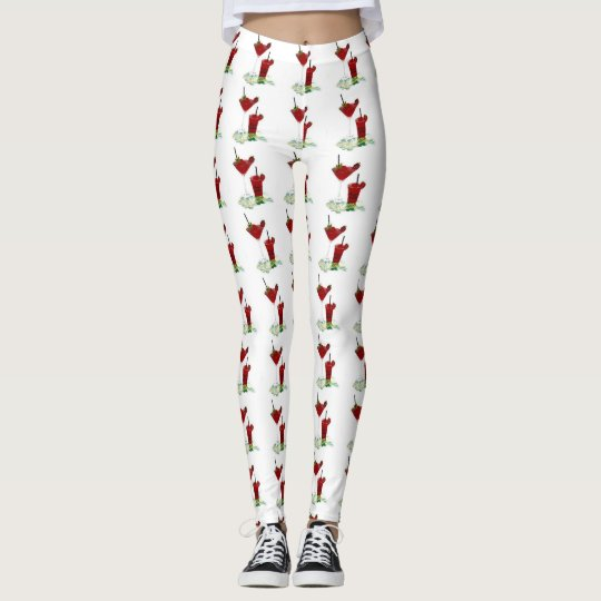 CUTE TRENDY COCKTAIL CUPS OF GLASS LEGGINGS