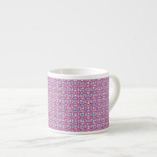 Cute Trendy Scribble Bows Espresso Mug