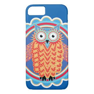Cute Tribal Owl iPhone 8/7 Case