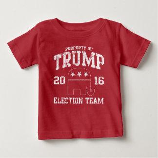 Cute Trump 2016 Republican Election Team T Shirt