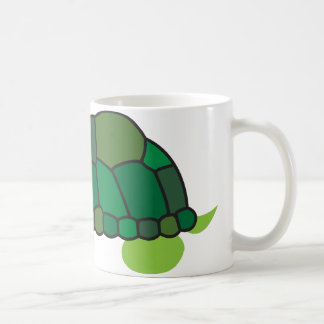 Cute Turtle Basic White Mug