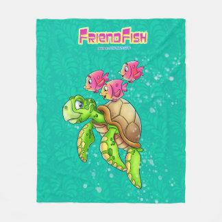 Cute turtle blanket