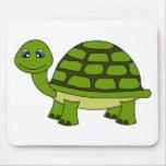 Cute Turtle Cartoon Mousepad