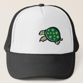 Cute Turtle; Cool Trucker Hat