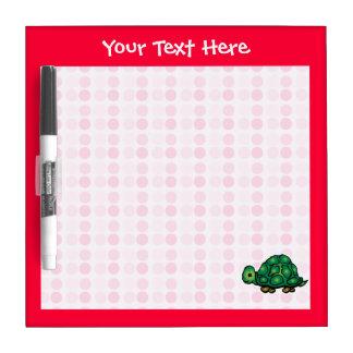 Cute Turtle Dry-Erase Whiteboard