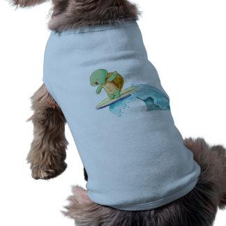 Cute Turtle Kawaii Dog Tank Top - Pet Clothing
