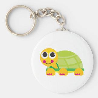 Cute Turtle Keychain