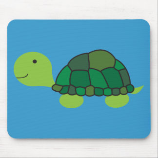 Cute Turtle Mouse Mat