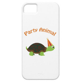 Cute Turtle Party Animal iPhone 5 Covers