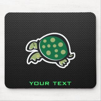 Cute Turtle Sleek Mouse Pads