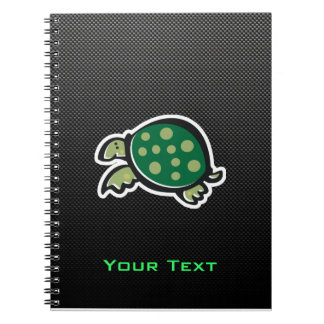 Cute Turtle; Sleek Note Books