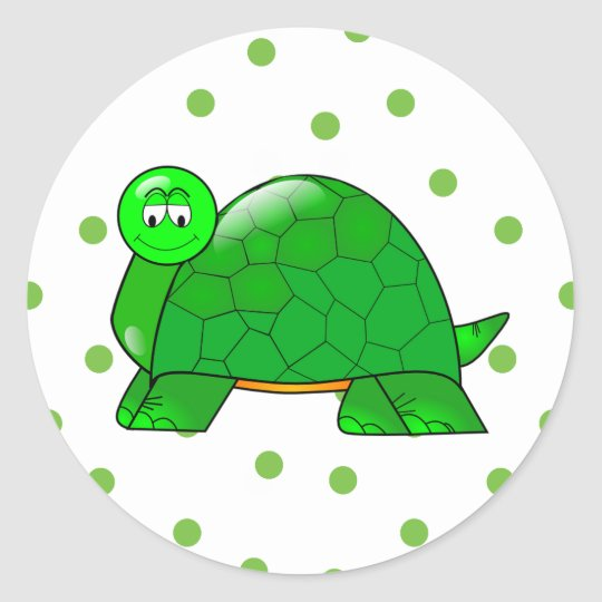Cute Turtle Sticker