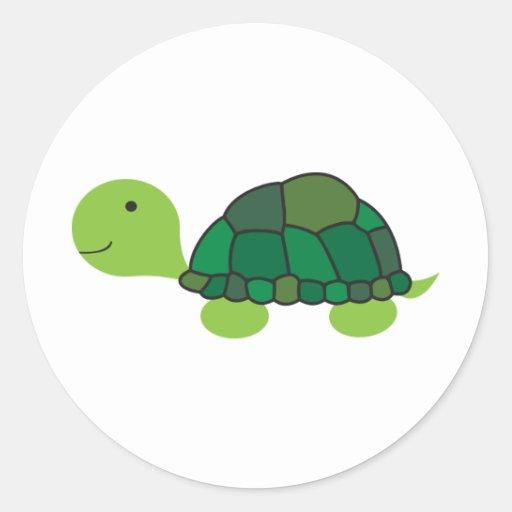 Cute Turtle Stickers