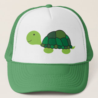 Cute Turtle Trucker Hat