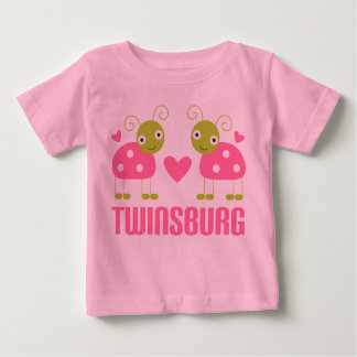 Cute Twinsburg Ohio Ladybug Kids T-shirt