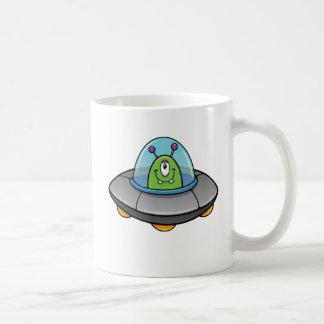 Cute UFO Mug