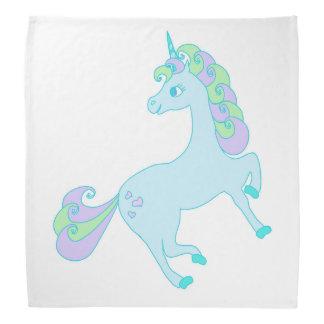 cute unicorn bandana