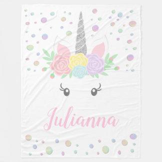 Cute Unicorn Blanket