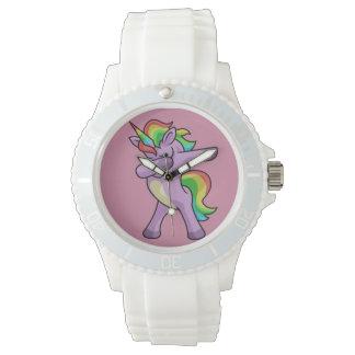Cute Unicorn Dabber Dance Watch