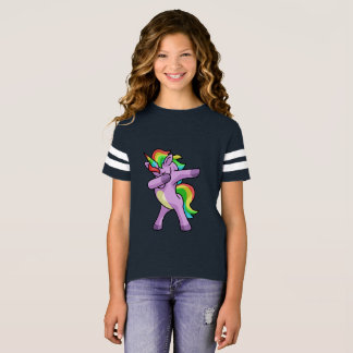 Cute Unicorn Dabbers T-Shirt