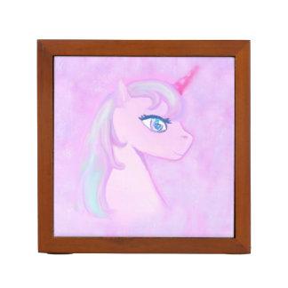cute unicorn Desk Organiser