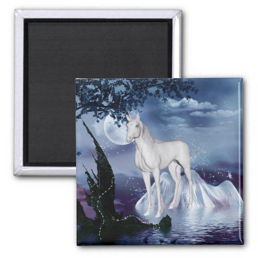 Cute Unicorn Fantasy 1 Magnets