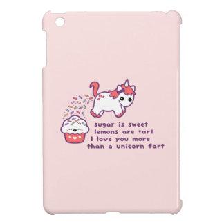 Cute Unicorn Fart Cover For The iPad Mini