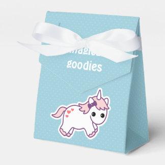 Cute Unicorn Favour Box