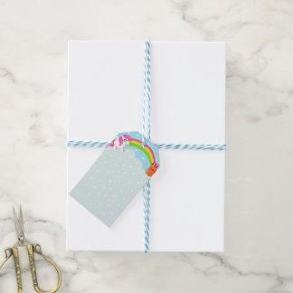 cute unicorn Gift Tag