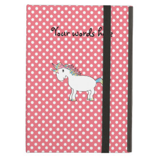 Cute unicorn iPad air cases