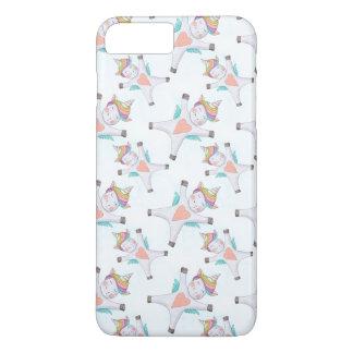 Cute Unicorn iPhone 8 Plus/7 Plus Case