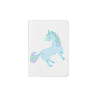 cute unicorn Passport Holder
