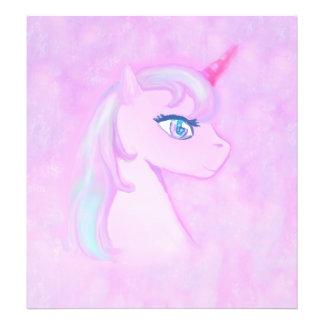 cute unicorn Photo Enlargement