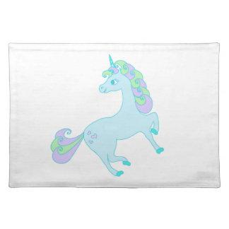 cute unicorn Place mats