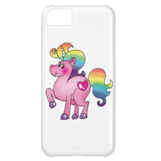 cute unicorn pony cover for iPhone 5C
