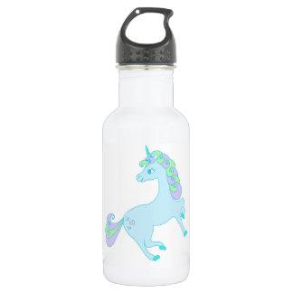 cute unicorn Water Bottle