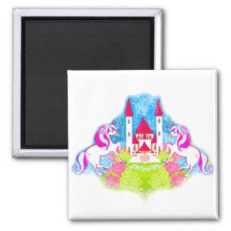 cute unicorns Magnet