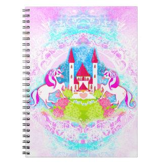cute unicorns Notebook