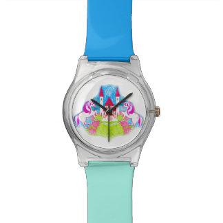 cute unicorns watch