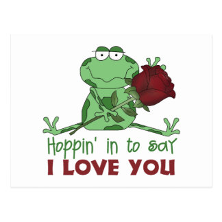 Cute Valentine s Day Gift Postcards