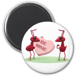 Cute Valentines' Day Ants Magnet