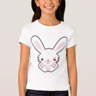 Cute Vampire Bunny Rabbit (White) Kawaii Tee Shirt