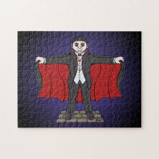 Cute Vampire Jigsaw Puzzle