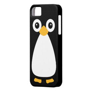 Cute Vector Penguin iPhone 5 Cases