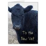 Cute Vet Graduation Congratulations Ranch Farm DVM